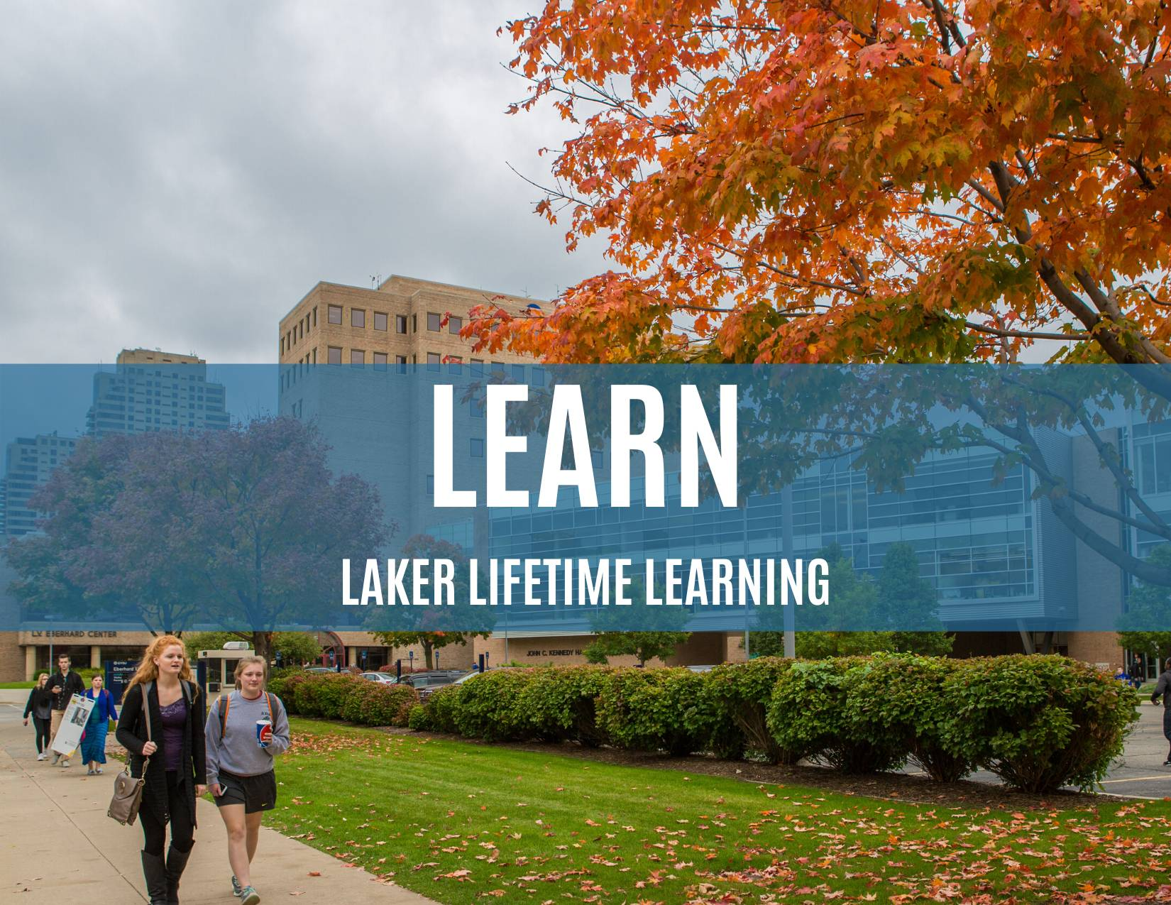 Learn with Laker Lifetime Learning